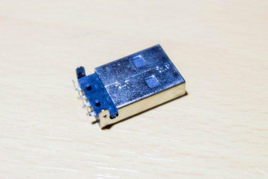 USBコネクター Aタイプ・オス