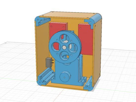 ディスクサンダーの構造2