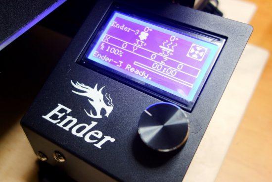 Ender-3 LCDコントローラー
