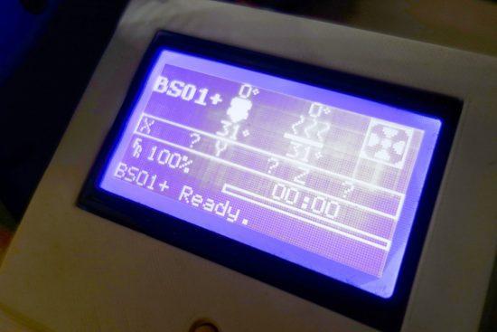 BS01+ 液晶