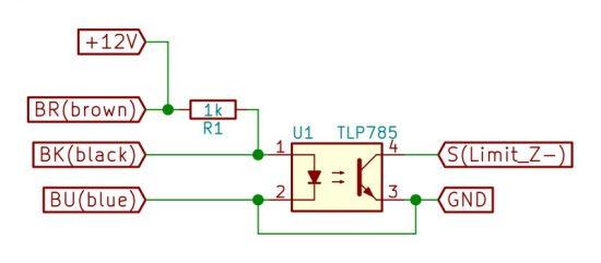 BS01 ABL接続回路図